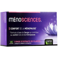 SANTE VERTE Méno Sciences