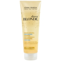 JOHN FRIEDA SHEER BLONDE Shampooing Blonds Foncés