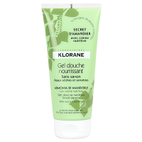 KLORANE Gel Douche Secret d'Amandier