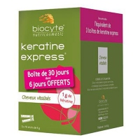 BIOCYTE Keratine Express - 30 sticks