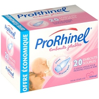 PRORHINEL Embouts Jetables x20