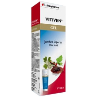 ARKOPHARMA Vitiven Gel Effet Froid - 150 ml
