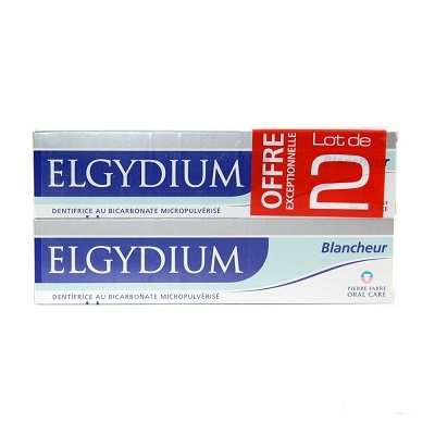 ELGYDIUM Blancheur - Lot de 2