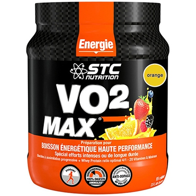 STC NUTRITION VO2 Max - Orange