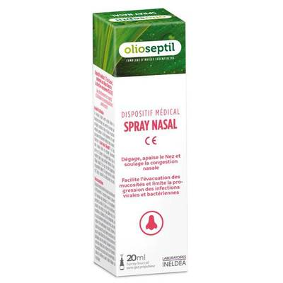 OLIOSEPTIL Spray Nasal