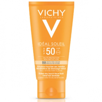 VICHY Ideal Soleil BB Emulsion SPF50+
