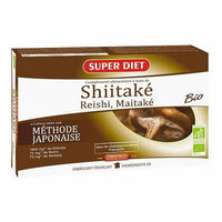 SUPER DIET Shiitake+ Bio
