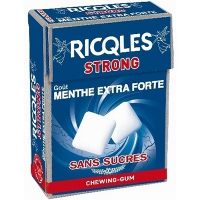RICQLES Strong Chewing-gum