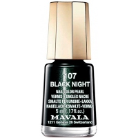 Mavala Vernis Black Night 107