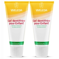 WELEDA Gel Dentifrice Enfant - Lot de 2