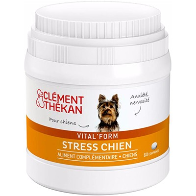 CLEMENT THEKAN Vital Form Stress Chien