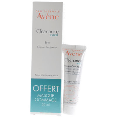 AVENE Cleanance Expert Soin - 40 ml