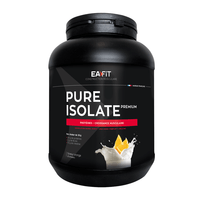 EAFIT PURE ISOLATE PREMIUM Orange 750g