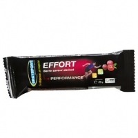 NUTERGIA ErgySport Effort Barre Fruits Rouges