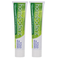 HOMEODENT Pâte Dentifrice Anis - Lot de 2