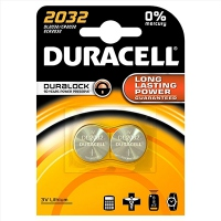 DURACELL Electronics Piles Bouton 2032