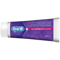 ORAL-B 3D White Luxe Eclat et Glamour Dentifrice