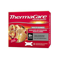 THERMACARE Patch Auto-Chauffant Multi-zones