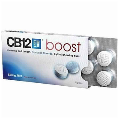 CB12 Boost Chewing-gum