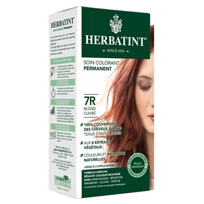 HERBATINT Coloration Blond Cuivré 7R