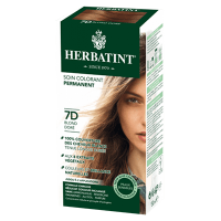 HERBATINT Coloration Blond Doré 7D