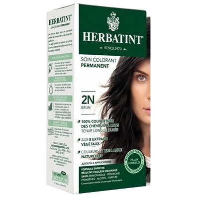 HERBATINT Coloration Brun 2N