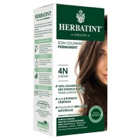 HERBATINT Coloration Chatain 4N