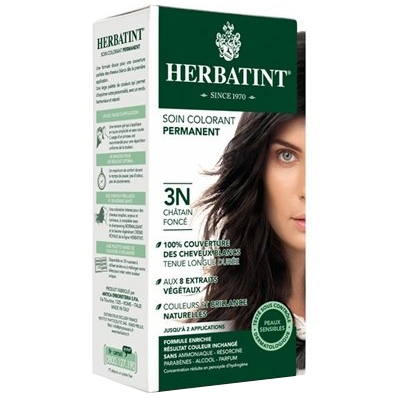 HERBATINT Coloration Chatain Foncé 3N