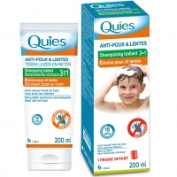 QUIES Shampooing Anti-poux & Lentes