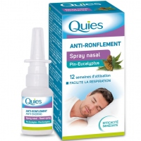 QUIES Anti-ronflement Spray Nasal