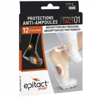EPITACT SPORT Protection Anti-ampoules