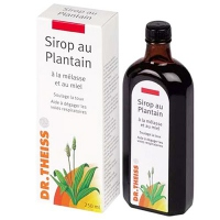 DR THEISS Sirop au Plantain