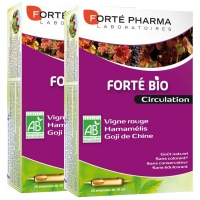 FORTE PHARMA Bio Circulation - Lot de 2