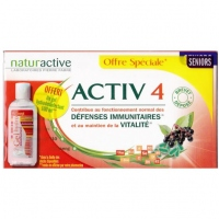 NATURACTIVE Activ  4 Seniors - Lot de 2