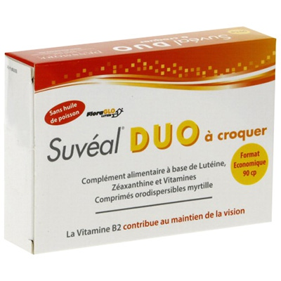 SUVEAL DUO à Croquer