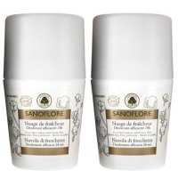 SANOFLORE Nuage de Fraîcheur Roll-on - Lot de 2