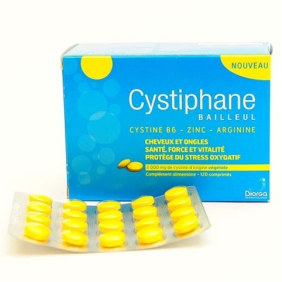 CYSTIPHANE Cheveux et Ongles