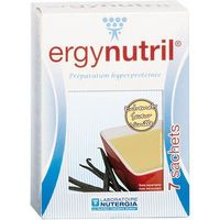 NUTERGIA Ergynutril Entremet Vanille 7 sachets