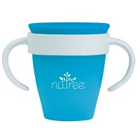 VISIOMED Tasse d'Apprentissage 260ml Bleu