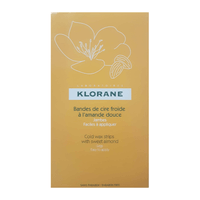 KLORANE Bandes de Cire Froide Jambes