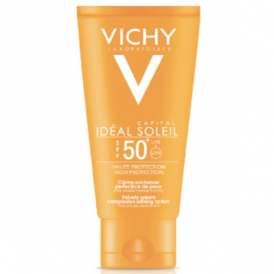 VICHY Ideal Soleil Crème Onctueuse SPF50+