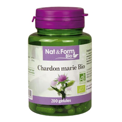 NAT & FORM Bio Chardon Marie