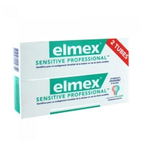 ELMEX Sensitive Professional Dentifrice - Lot de 2