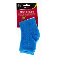 AIRPLUS Chaussettes Aloe Vera Turquoises