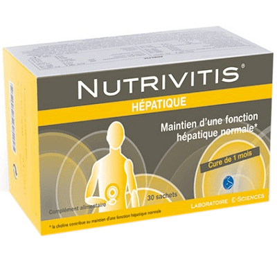 NUTRIVITIS Hépatique