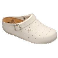 SCHOLL CLOG SOPHY Blanc Pointure 40