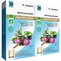 ARKOFLUIDES Articulations BIO - 20 ampoules