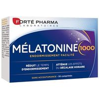 FORTE PHARMA Mélatonine 1000