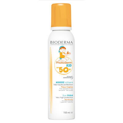 BIODERMA Photoderm KID Mousse Solaire SPF50+ 150ml