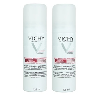 VICHY Déo Beauté Anti-transpirant Spray - Lot de 2
